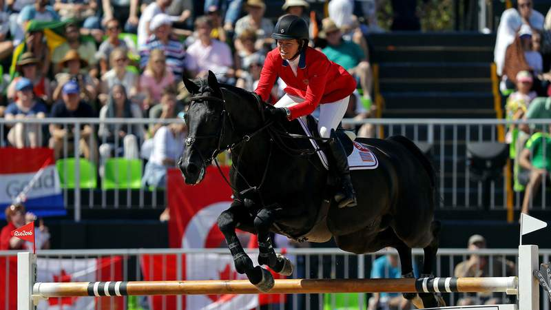 Beezie Madden announced via social media that she has withdrawn for consideration for the Tokyo Olympics.