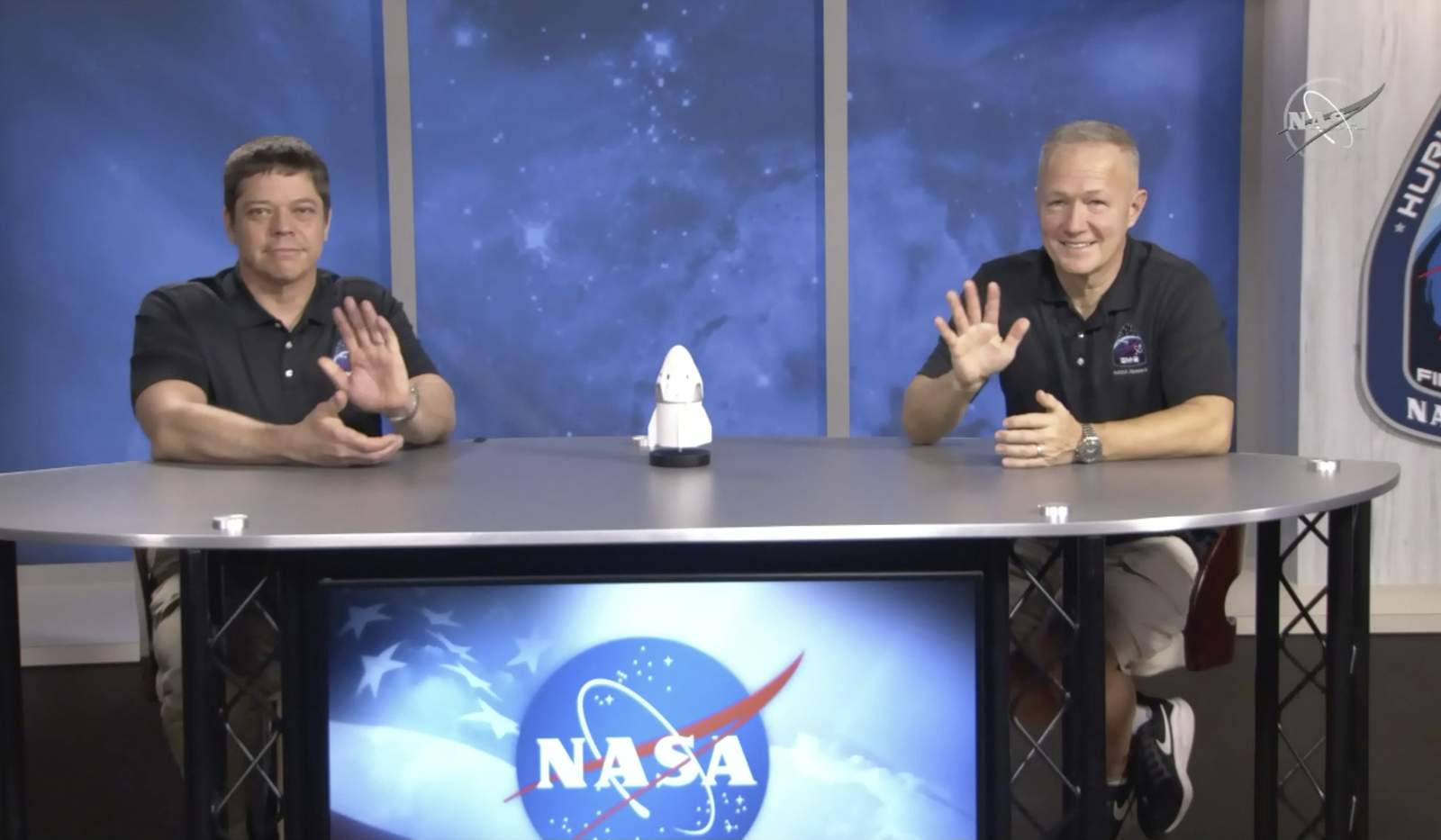 Astronauts: SpaceX Dragon capsule `came alive` on descent