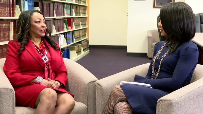 Interview with trail blazing Oakland County Judge Shelia Johnson