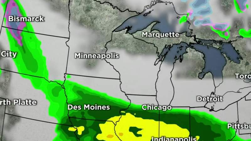 Metro Detroit weather forecast May 7, 2021 -- 11 p.m. Update
