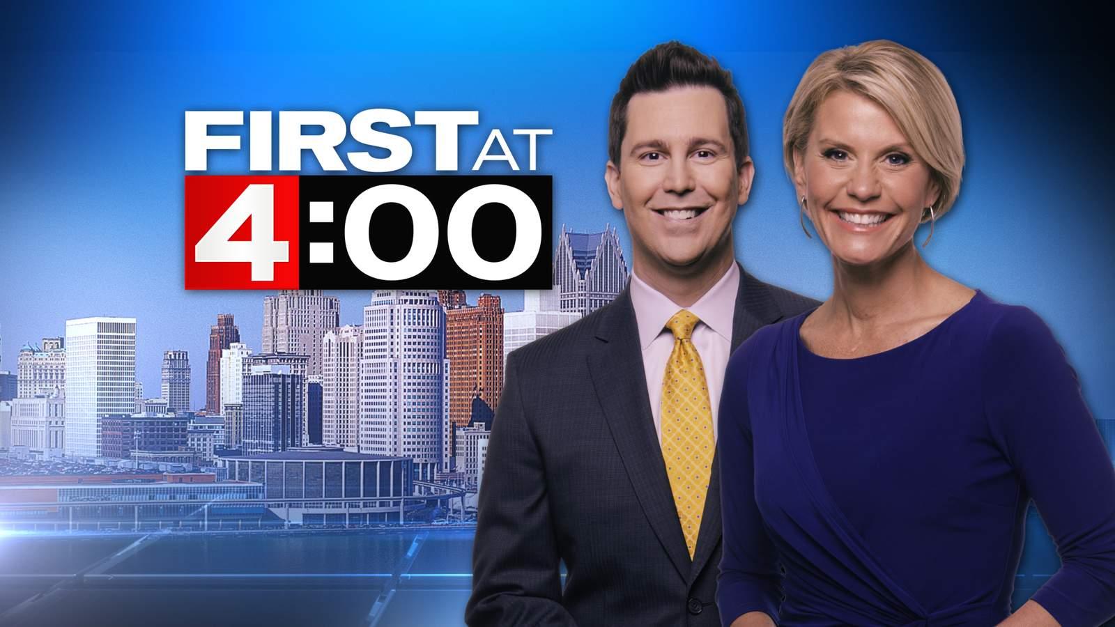 Watch Local 4 News at 4 -- May 13, 2020
