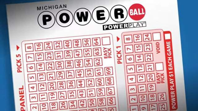 Michigan Powerball.