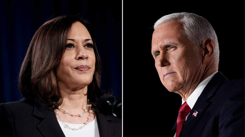 Sen. Kamala Harris and Vice President Mike Pence will square off in a debate Wednesday night in Salt Lake City.