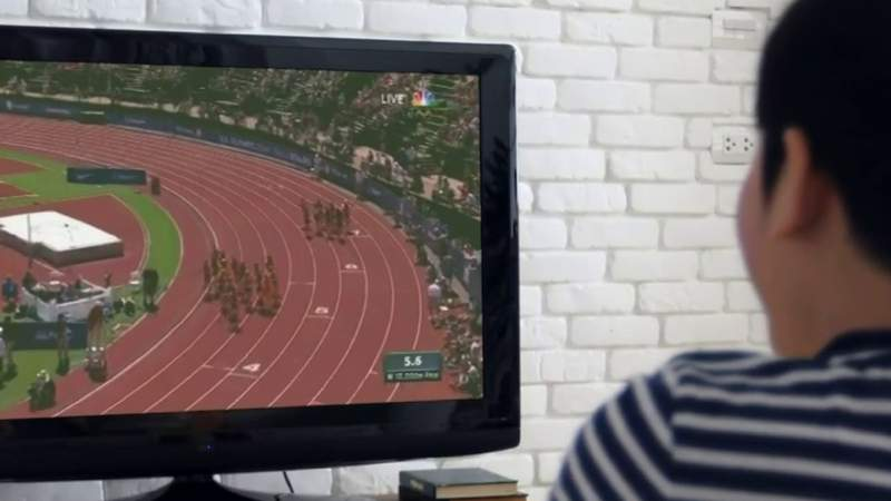 Psychologist weighs in on how to make the most out of watching the Olympics with your child