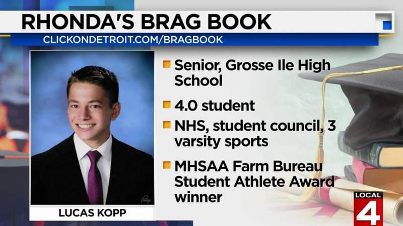 Brag Book: Lucas Kopp