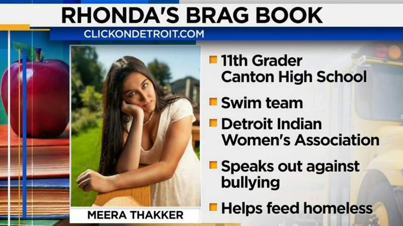 Brag Book: Meera Thakker