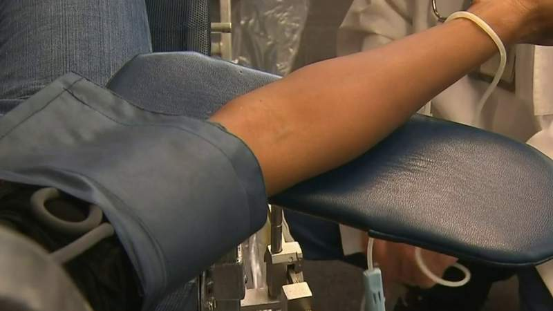 Blood shortage impacts Metro Detroit hospitals, donations needed