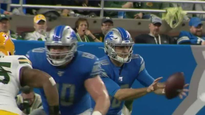 Detroit Lions hopeful Ford Field can host fans for upcoming season