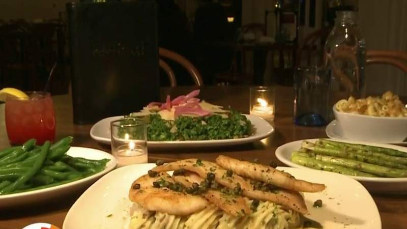 Dine in the D: Diamonds Steak & Seafood on Live in the D