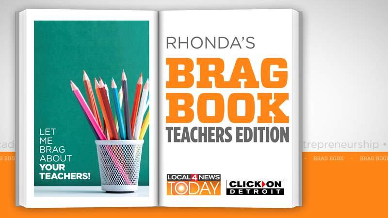 Rhonda's Brag Book: Teachers Edition