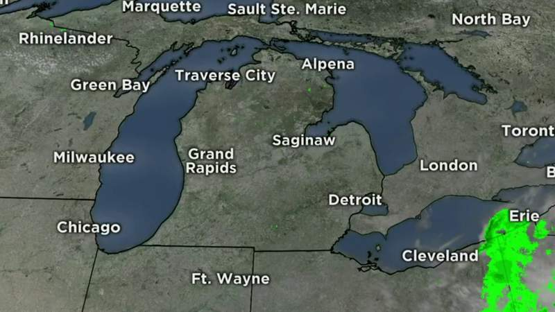 Metro Detroit weather forecast for May 6, 2020 -- noon update