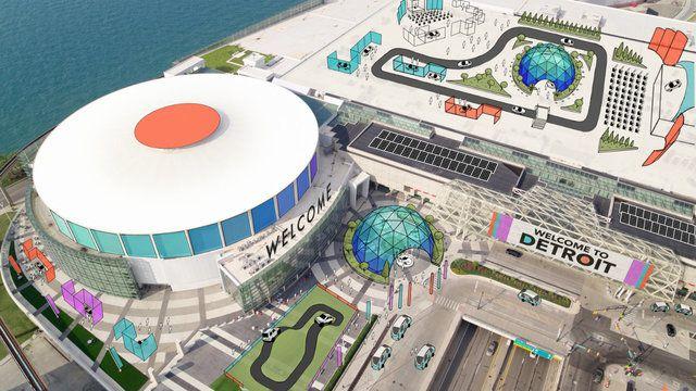 2020 Auto Show Detroit.Dates Announced For 2020 North American International Auto