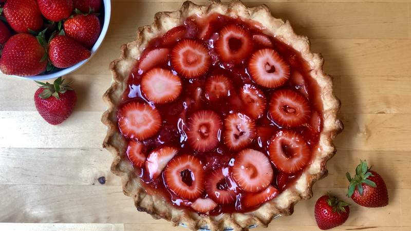 Live in the D - Michelle Strawberry Pie