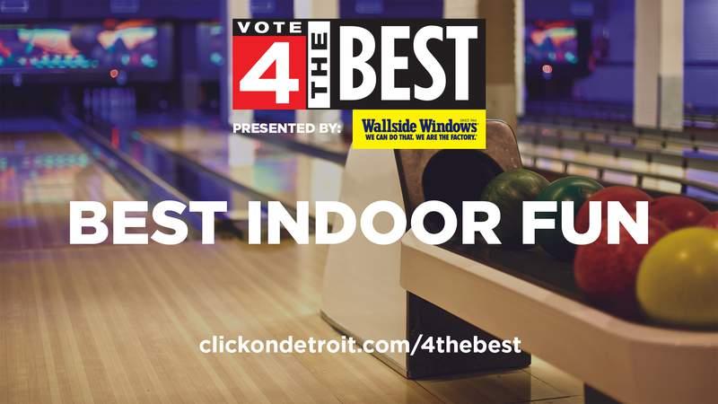 Vote 4 The Best - Indoor Fun