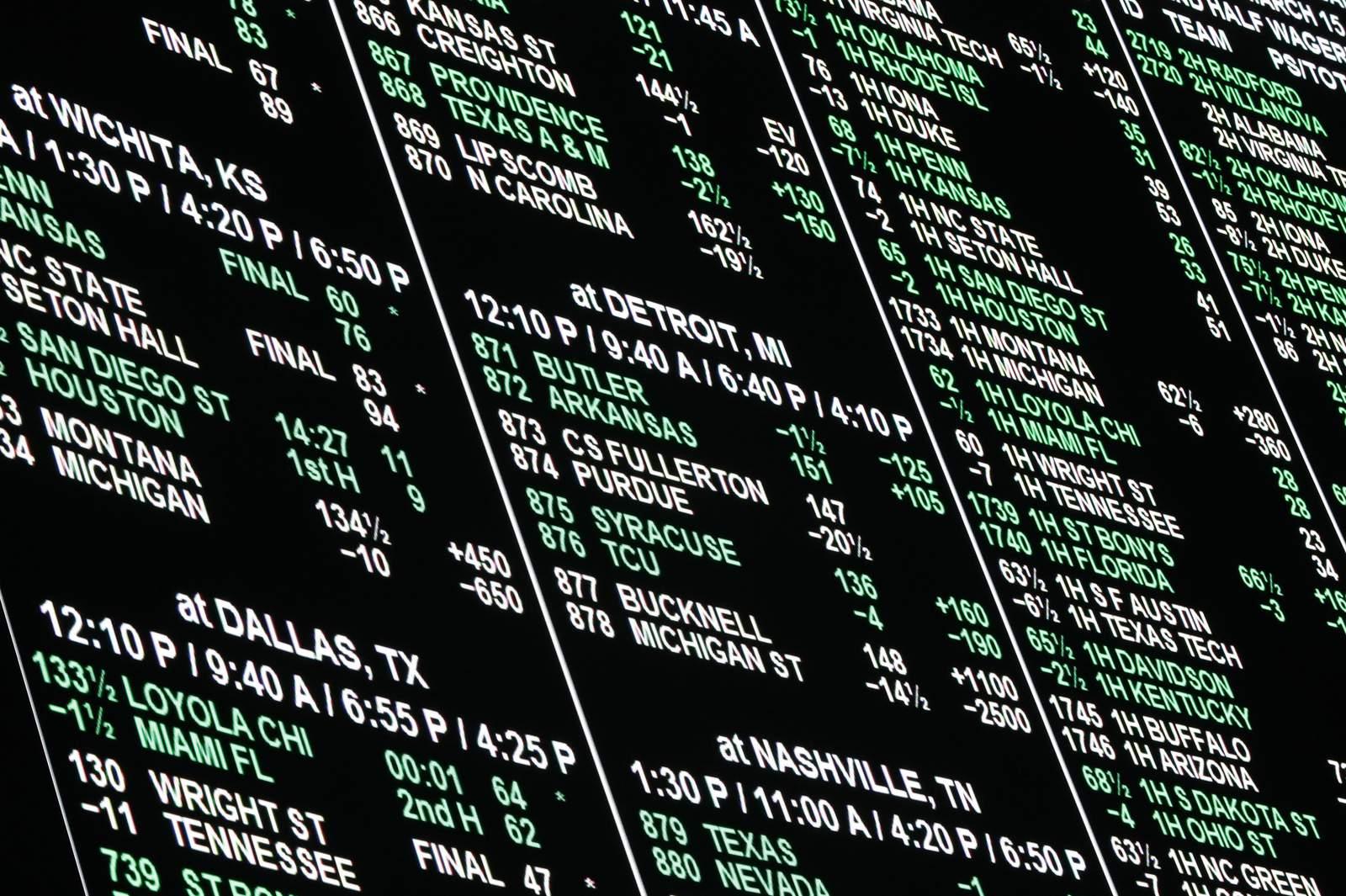 P betting asa sports betting
