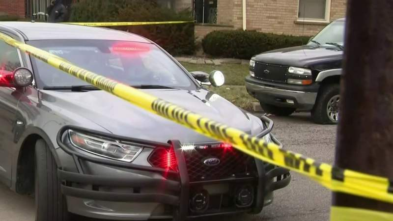 Woman killed, 10-year-old son wounded in double shooting in southwest Detroit