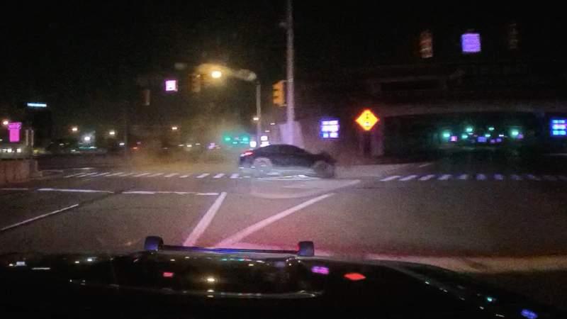 A fatal crash after a Royal Oak police chase