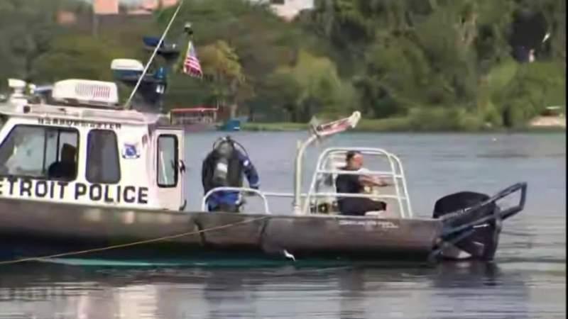 Fraser man jumps into Detroit River alongside DFD Sgt. to save drowning girls