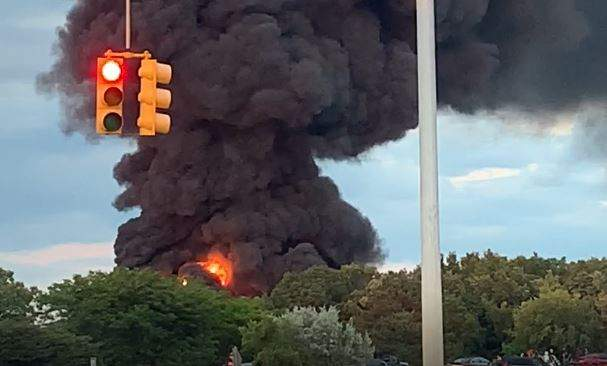 No fatalities or injuries reported in Bloomfield Township tanker explosion