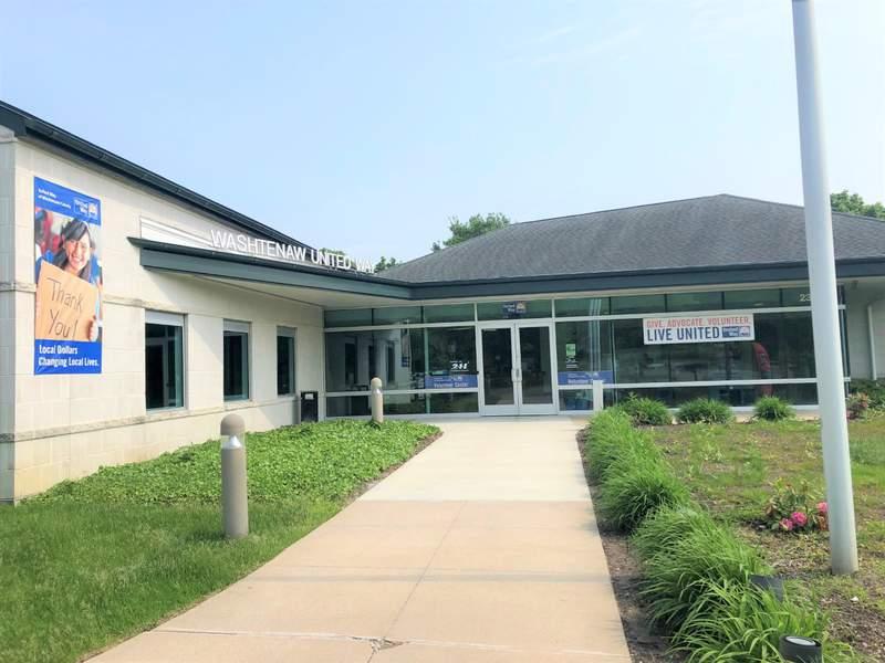 United Way of Washtenaw County is at 2305 Platt Rd. in Ann Arbor.