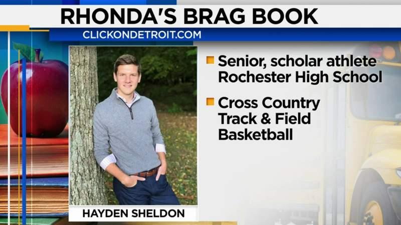 Brag Book: Hayden Sheldon
