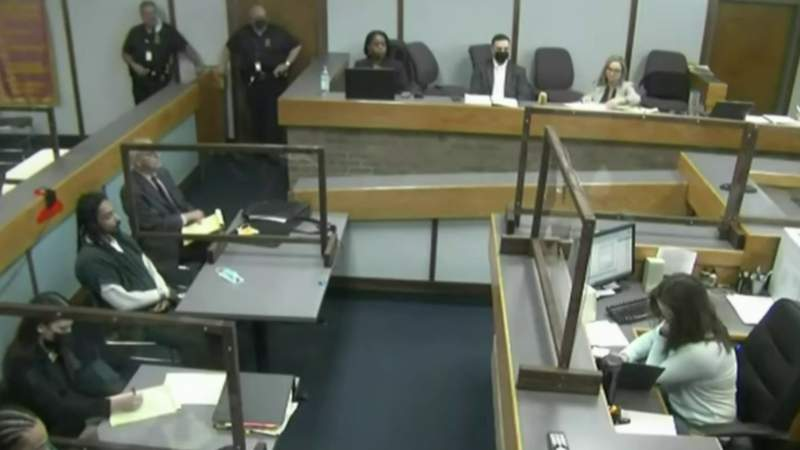 Judge rules enough evidence for 3 men to stand trial in murder of Egypt Covington