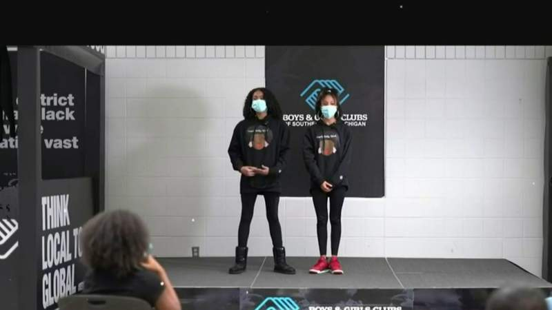Young entrepreneurs express themselves through 'Reimagine Black Wall Street'