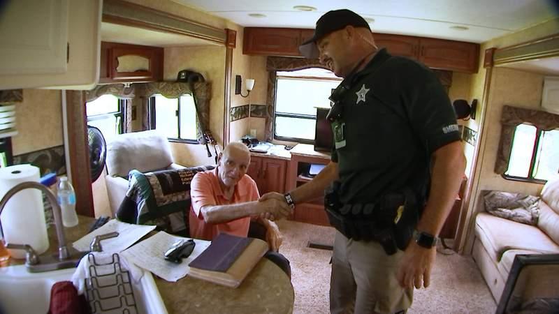 Chance encounter changes lives of officer, homeless veteran