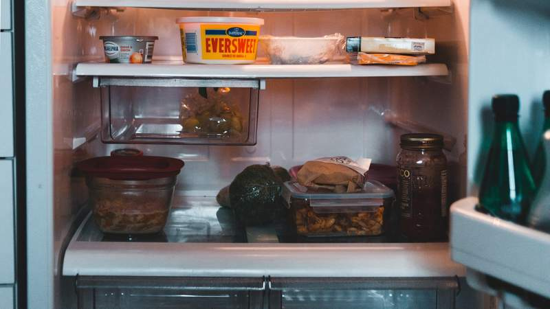 Clean out your Fridge before the holidays on Live in the D