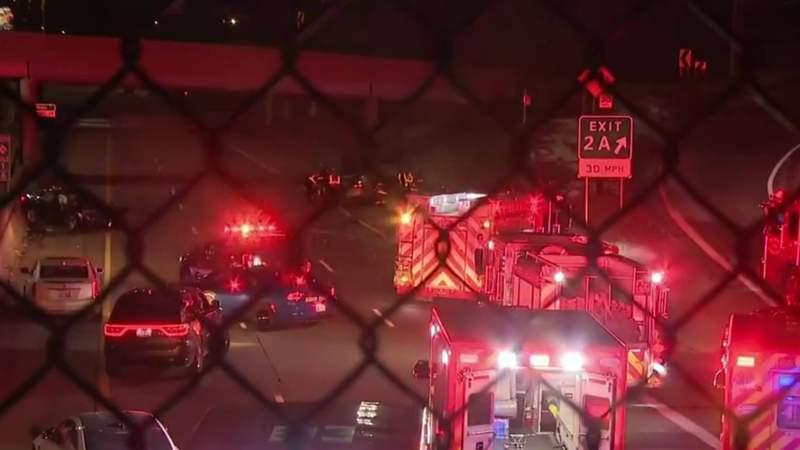 GF Default - Detroit dispatcher critically hurt in wrong-way crash on Lodge Freeway