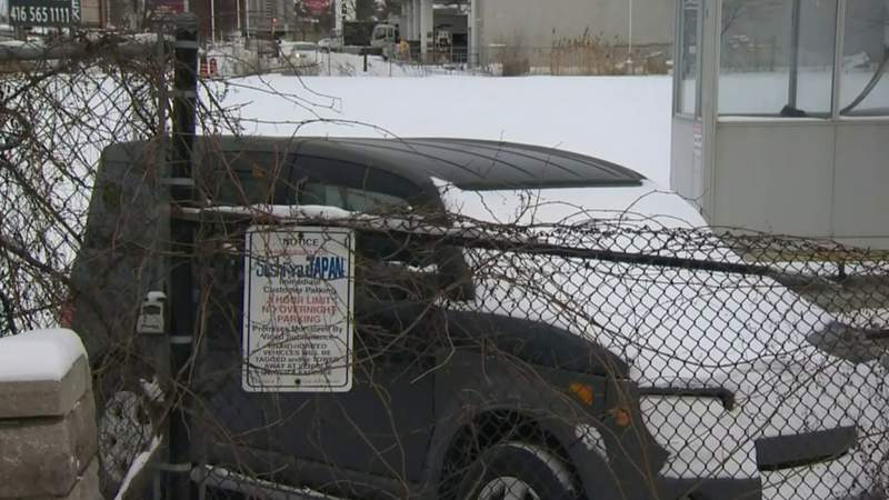 Local woman facing $2,800 bill to get her car back from Toronto parking lot
