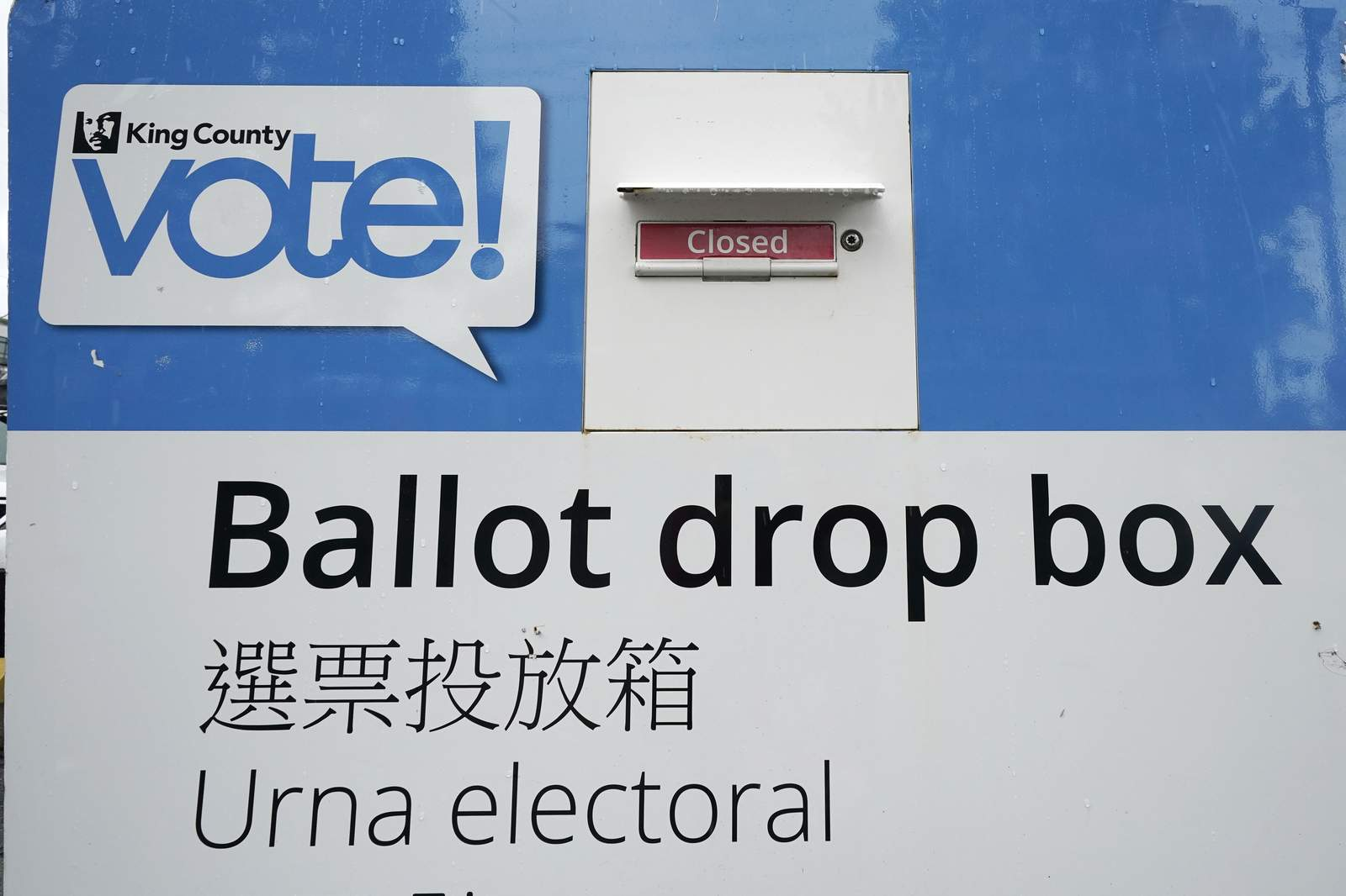 Are absentee votes and mail-in votes different?...