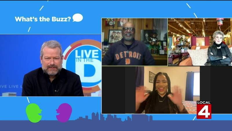What's the Buzz - Life with spouses on Live in the D