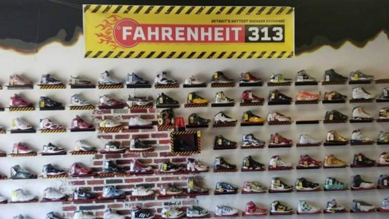 Fahrenheit 313 on Live in the D