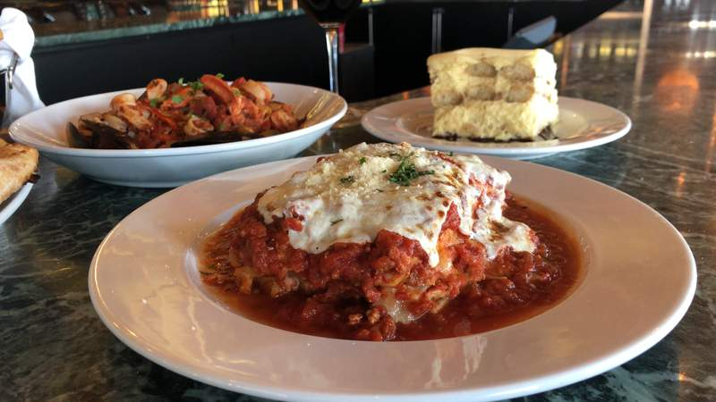 Dine in the D - D'Marcos Italian Restaurant on Live in the D