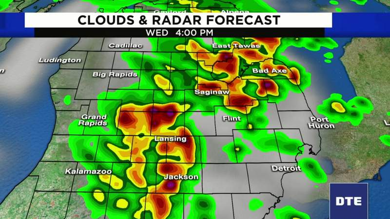 Metro Detroit weather forecast: Severe event expected June 10, 2020