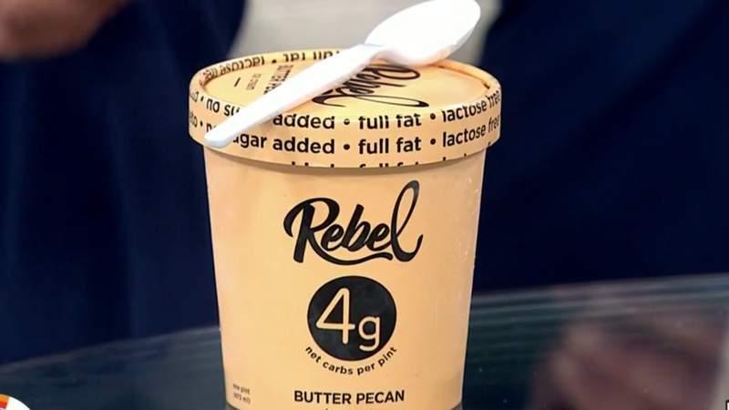 Healthier Ice Cream with Jody Trierweiler