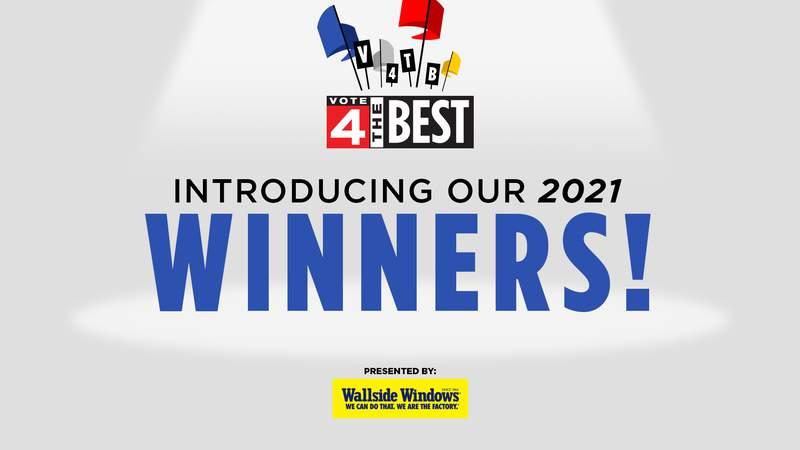 Vote 4 The Best Winners