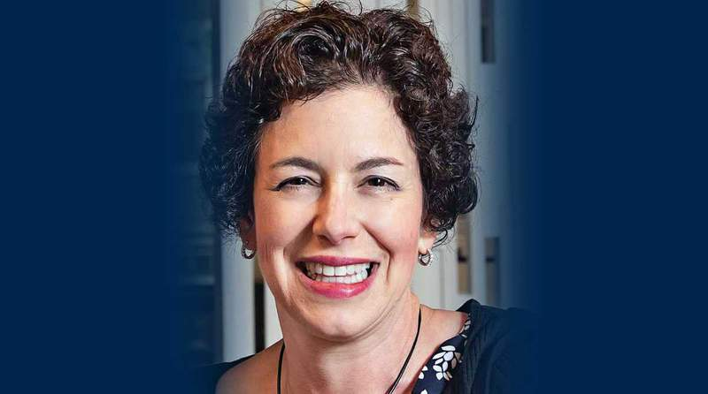 Donor Elizabeth Caswell, for whom the Elizabeth Weiser Caswell Diabetes Institute at Michigan Medicine was named.