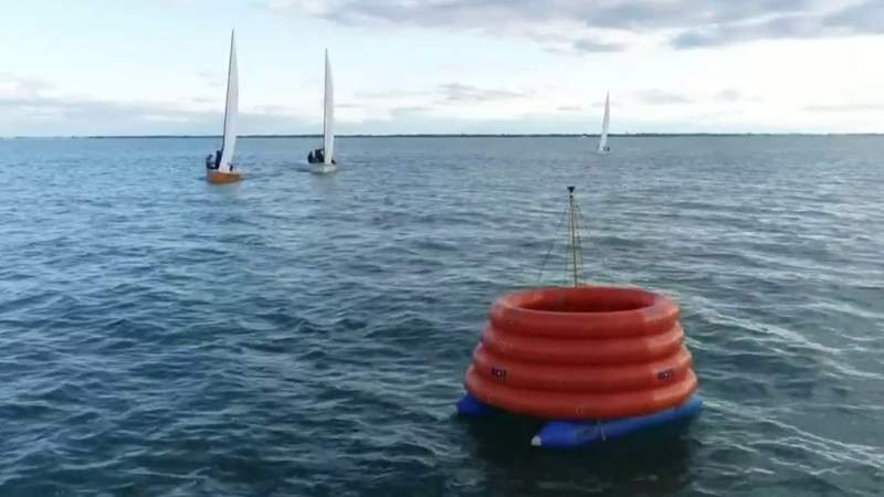 Detroit-built technology aims to change the game in sailboat racing