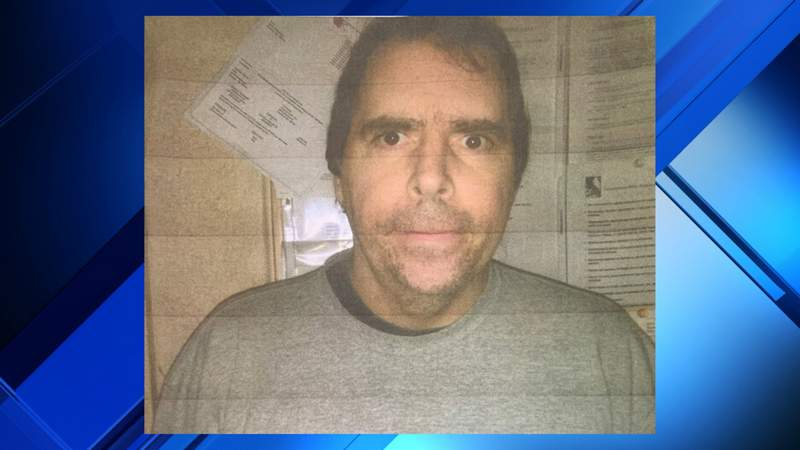 Roger O'Hara, 51, was last seen in Detroit on Monday, July 6, 2020. Photo provided by the Detroit Police Department.