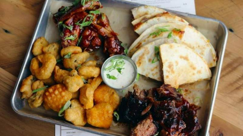 Take out Tuesday With Brown Iron Brewhouse