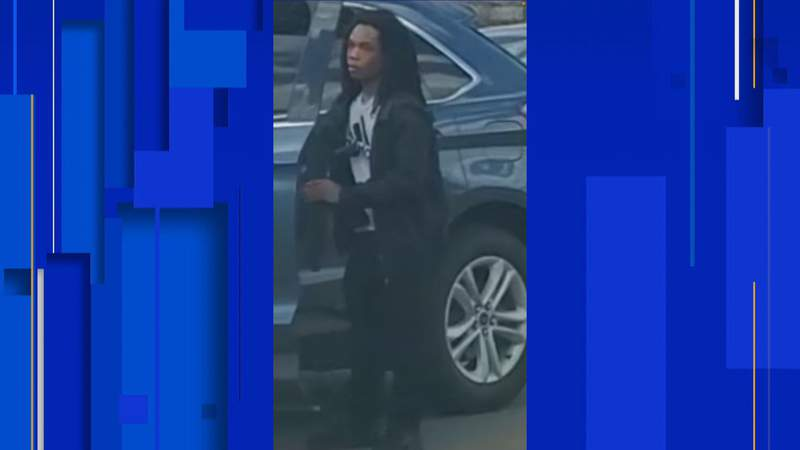 Police are searching for a man wanted in connection to a carjacking in Beverly Hills.