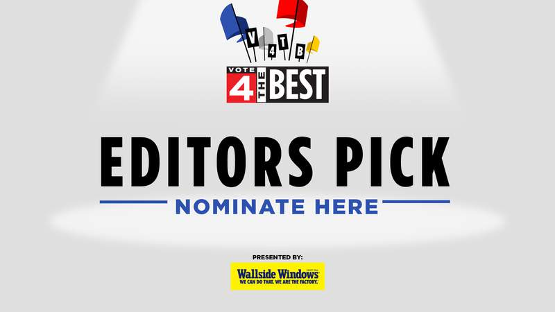 Vote 4 The Best 2020 - Editor's Pick
