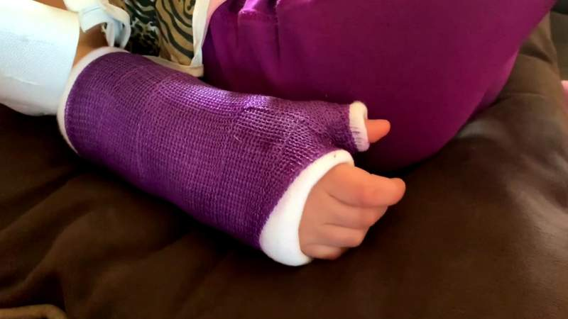 Family describes what it's like when child needs urgent medical care amid coronavirus outbreak