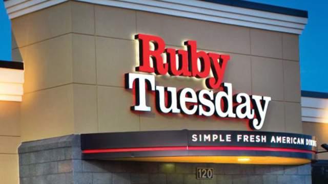 Photo courtesy of Ruby Tuesday.