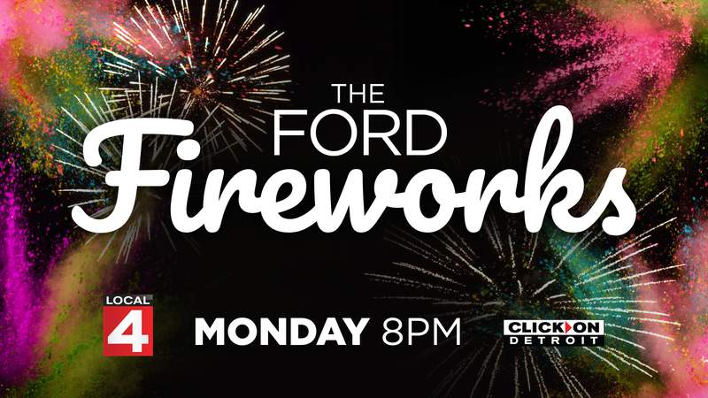 The Ford Fireworks