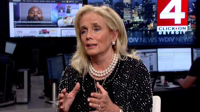 Michigan Rep. Debbie Dingell (WDIV)