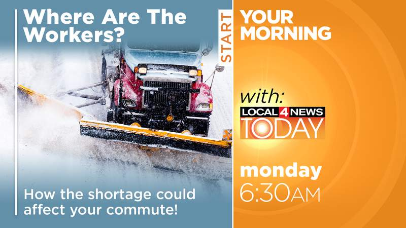 Worker shortage could affect your commute