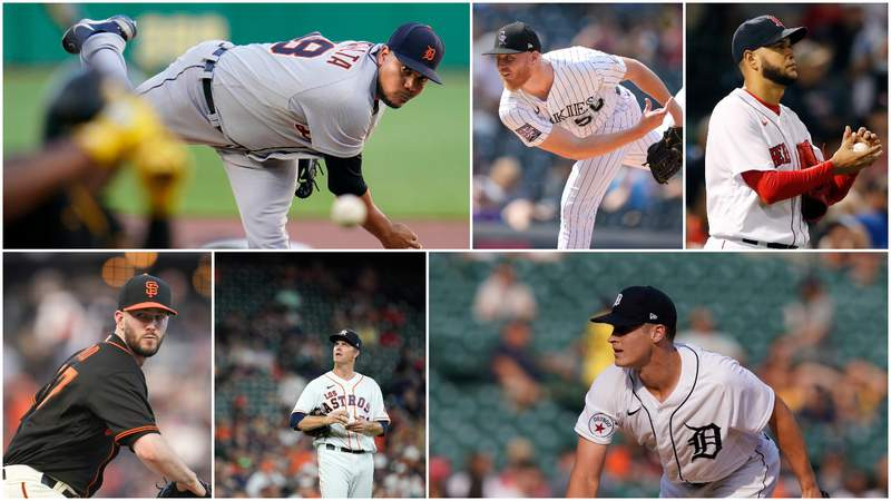 Should the Detroit Tigers target multiple starting pitchers in free agency?